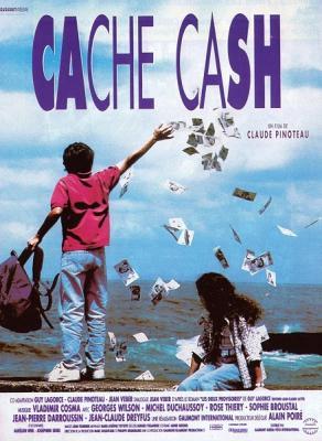 Прятки с наличными / Cache Cash (1994) BDRip 1080p