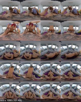 perVRt: Oxana Chic (Scoops Ahoy II / 12.02.2020) [Oculus Rift, Vive | SideBySide] [2880p]