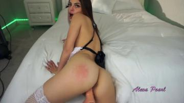 MissAlexaPearl - Naughty Maid Wants Your Cock (2020) 720p