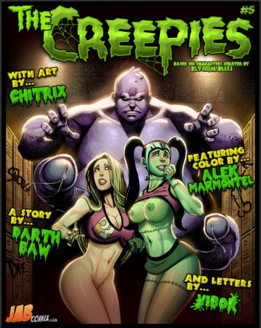 Jabcomix - The Creepies 5