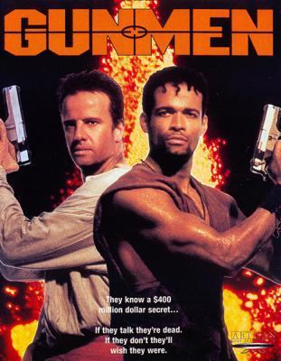 Стрелок / Gunmen (1993) WEBRip 1080p