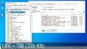 Windows 10 Enterprise x86 & Pro x64 1909.18363.720 by Brux (RUS/2020)
