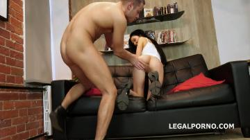 Melissa Rel Welcome to Porn with Balls Deep Anal, Manhandle, Gapes and Cum in the Mouth GL138 (2020) HD 720p