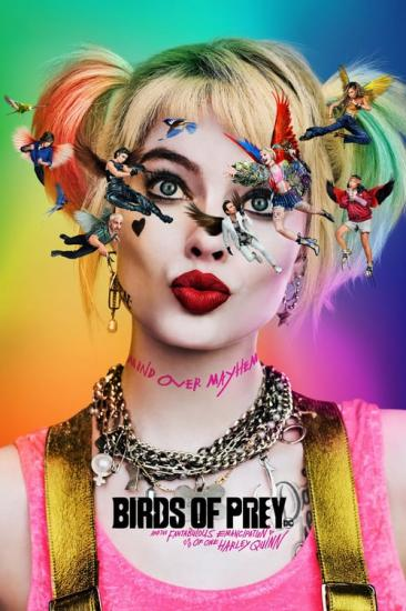 Birds of Prey And the Fantabulous Emancipation of One Harley Quinn 2020 1080p WEBRip 6CH x265 HEV...