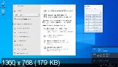Windows 10 Enterprise x86/x64 1909.18363.752 by Brux (RUS/2020)