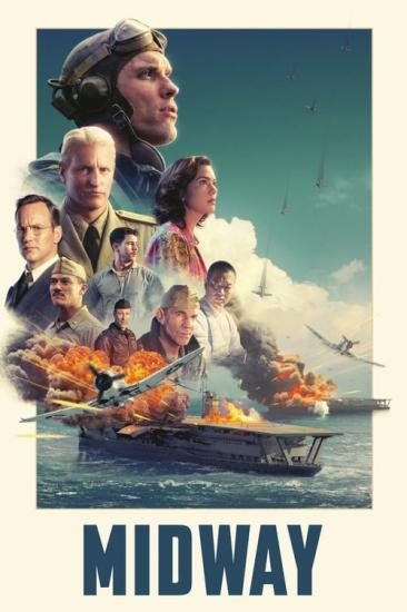 Midway (2019) REPACK 2160p 4K BluRay 7.1-YIFY