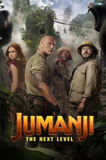 Jumanji The Next Level (2019) [2160p] [4K] [BluRay] [7 1] [YIFY]