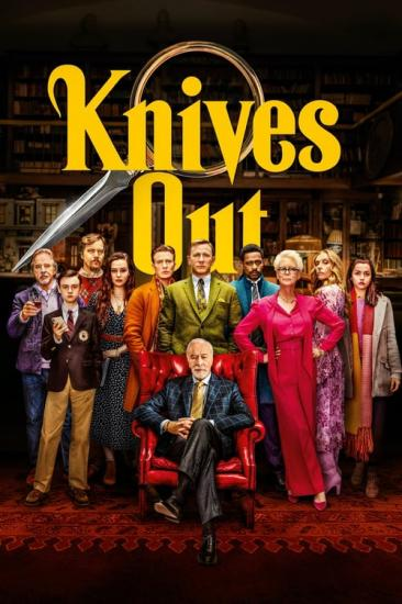 Knives Out (2019) REPACK 2160p 4K BluRay 7.1-YIFY