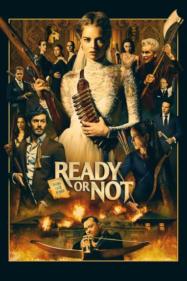 Ready or Not (2019) DVDRip x264 AAC 700MB ESub [MOVCR]
