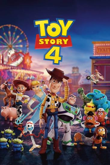 Toy Story 4 (2019) REPACK 2160p 4K BluRay 7.1-YIFY