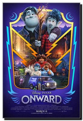Вперёд / Onward (2020) WEB-DL 1080p