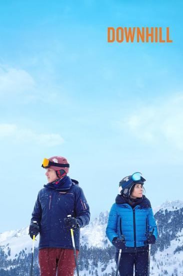 Downhill 2020 HDRip XviD AC3-EVO