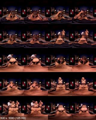 KinkVR: Zoe Sparx, Jasmine Jae (Used Whore Holes part II / 13.02.2020) [Oculus Rift, Vive | SideBySide] [1920p]