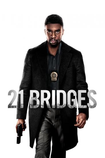 21 Bridges 2019 BluRay 1080p DTS-HD MA5 1 x265 10bit-BeiTai