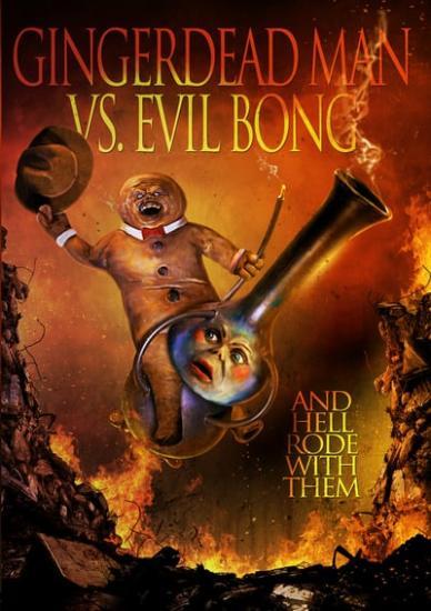 Gingerdead Man vs Evil Bong 2013 UNCUT WEBRip XviD MP3-XVID