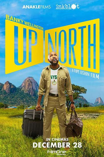 Up North (2018) 1080p WEBRip x264-YIFY