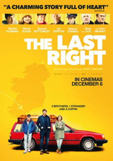 The Last Right (2019) 1080p WEBRip x264 5.1-YIFY