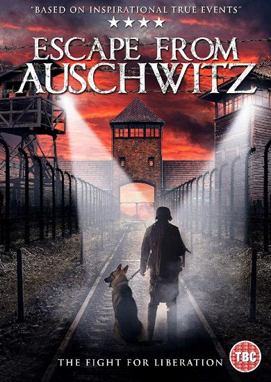 The Escape From Auschwitz 2020 720p WEBRip 800MB x264-GalaxyRG