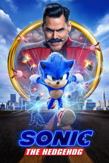 Sonic the Hedgehog 2020 AMZN HDRip XViD-ETRG