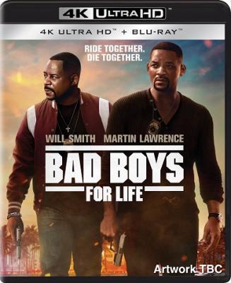 Плохие парни навсегда / Bad Boys for Life (2020)  WEB-DL 2160p | SDR | iTunes