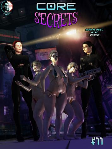 MCcomix – The Division – Core Secrets 11