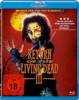 Возвращение живых мертвецов 3 / Return of the Living Dead 3 (1993) ВDRip 720p