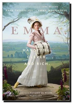 Эмма. / Emma. (2020) WEB-DL 1080p