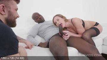 Kinky cuckold sex with Nika KS008 (2020) HD 720p