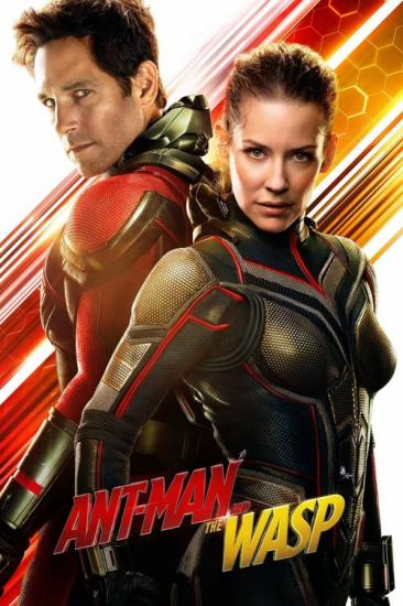 Ant-Man And The Wasp (2018) 2160p 4K BluRay 5.1-YIFY