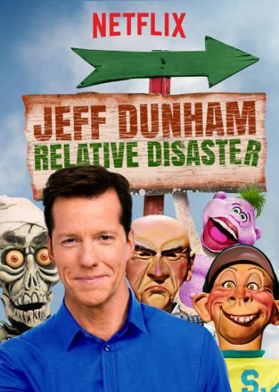 Jeff Dunham Relative Disaster (2017) 1080p 5 1 - 2 0 x264
