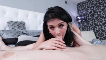 Rosalyn Sphinx (Rosalyn Sphinx Gets Her Throat Filled / 03.04.2020) 1080p