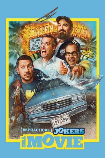 Impractical Jokers The Movie 2020 WEB-DL x264-FGT