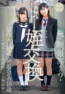 Niece Exchanging ~ Training Discipline Exchange Record By Two Uncle ~ Ai Ari · Kanzaka Hinano (2020) 1080p