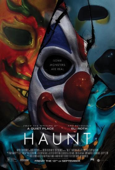 Haunt 2019 1080p BluRay DTS x264-EDPH