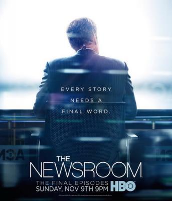 Отдел новостей / The Newsroom [Сезон: 3] (2014) WEB-DL 720p