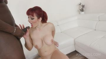 Mary Rider casting with big black cock KS015 (2020) FullHD 1080p