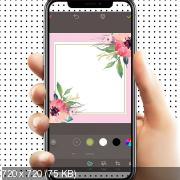 Мобильный Instagram Дизайнер (2020)