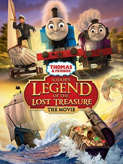 Thomas  Friends Sodors Legend Of The Lost Treasure 2015 1080p BluRay x264 DTS-FGT