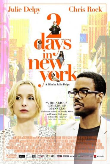2 Days In New York (2012) 1080p BluRay [5 1] [YTS]