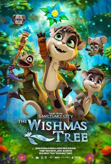 The Wishmas Tree 2020 1080p WEBRip x264-RARBG