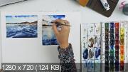 Онлайн-курс Акварельные пейзажи: Венеция и Байкал (2020)