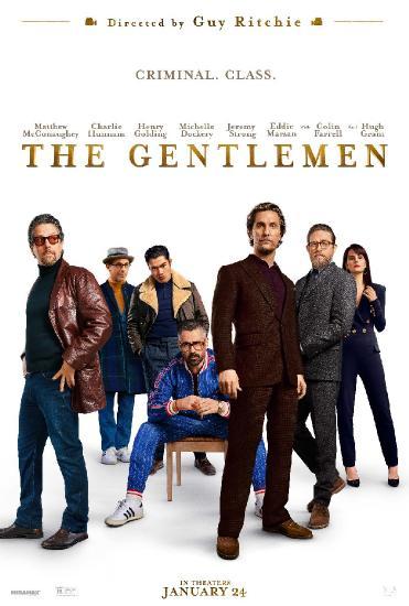 The Gentlemen 2019 720p BluRay H264 AAC-RARBG