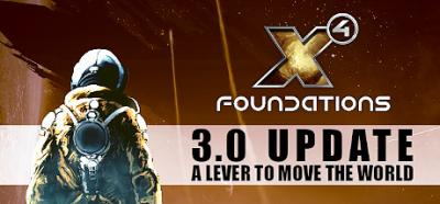 X4: Foundations - Collector's Edition [v 3.00 hotfix 1 + DLC]