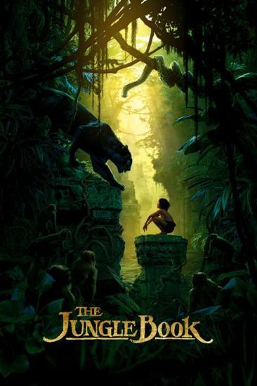 The Jungle Book 2016 UHD BluRay 2160p 2Audio TrueHD Atmos 7 1 x265 10bit HDR-BeiTai