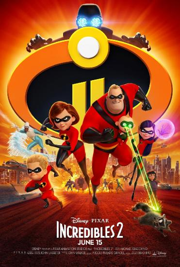 Incredibles 2 2018 720p BluRay H264 AAC-MRSK
