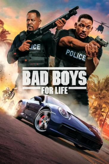 Bad Boys for Life 2020 720p BRRip XviD AC3-XVID