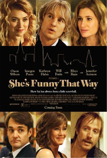 She's Funny That Way (2014) 720p BluRay [YTS]
