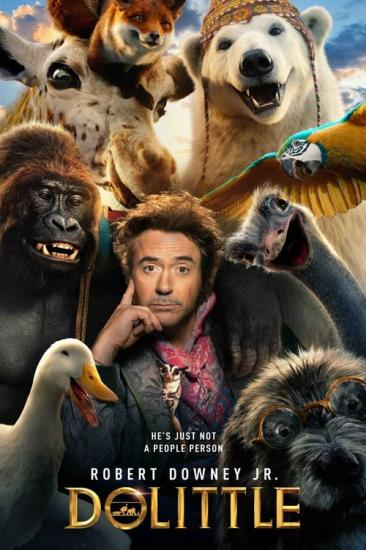 Dolittle (2020) [2160p] 2160p 4K BluRay 5.1-YIFY