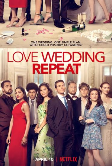 Love Wedding Repeat 2020 HDRip XviD AC3-EVO