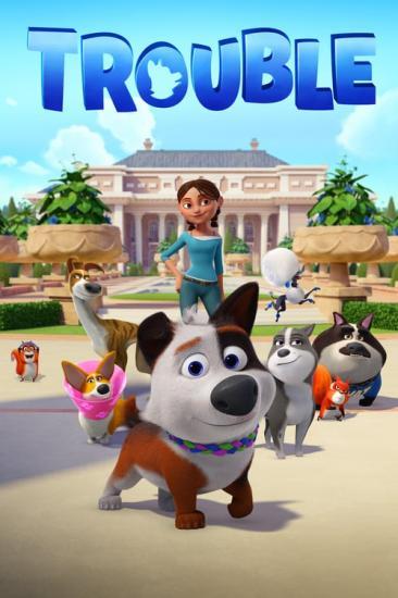 Trouble 2019 1080p BluRay x264-PSYCHD